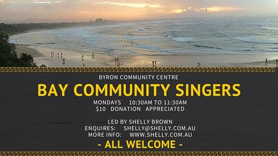 Bay community singers