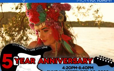 Radio Venice 5th Birthday Celebrations