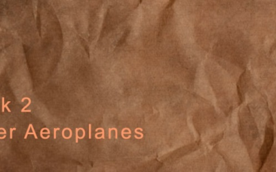 Songwriting Springboard: Paper Aeroplanes