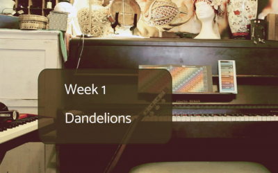 SongWriting Springboard: Dandelions
