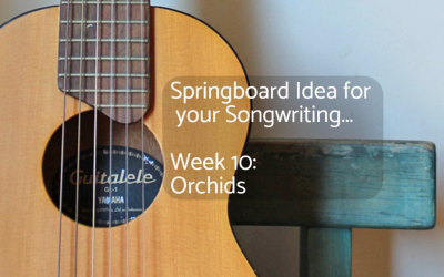 Songwriting Springboard: Orchids